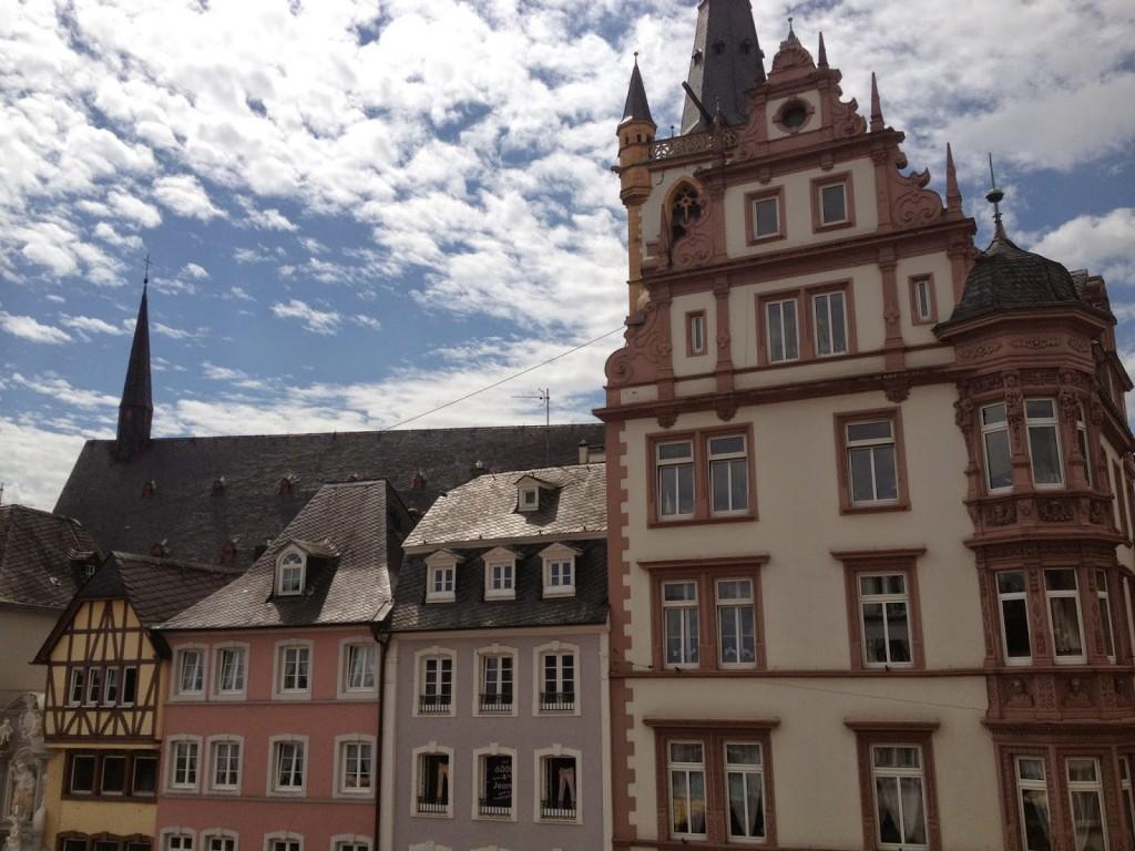 חופשה משפחתית בגרמניה ולוקסמבורג - טרייר