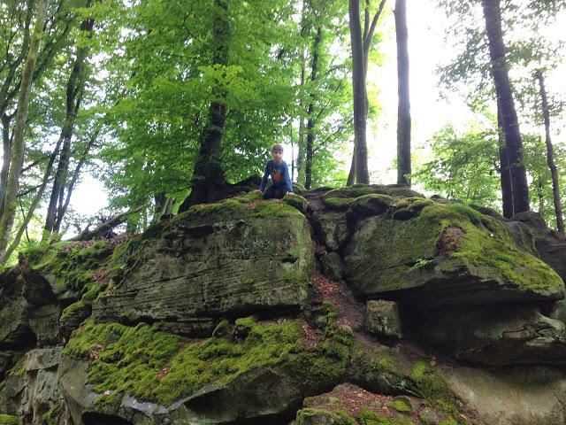 חופשה משפחתית בגרמניה ולוקסמבורג - חבל האייפל