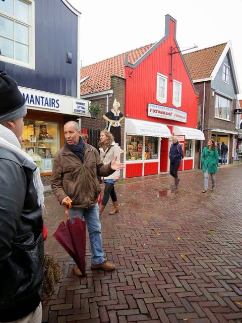 מדריך טיולים בהולנד
