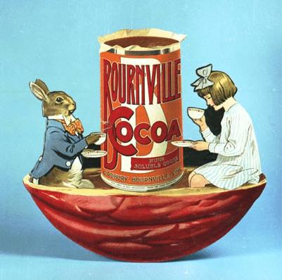 פרסומת לשוקולד