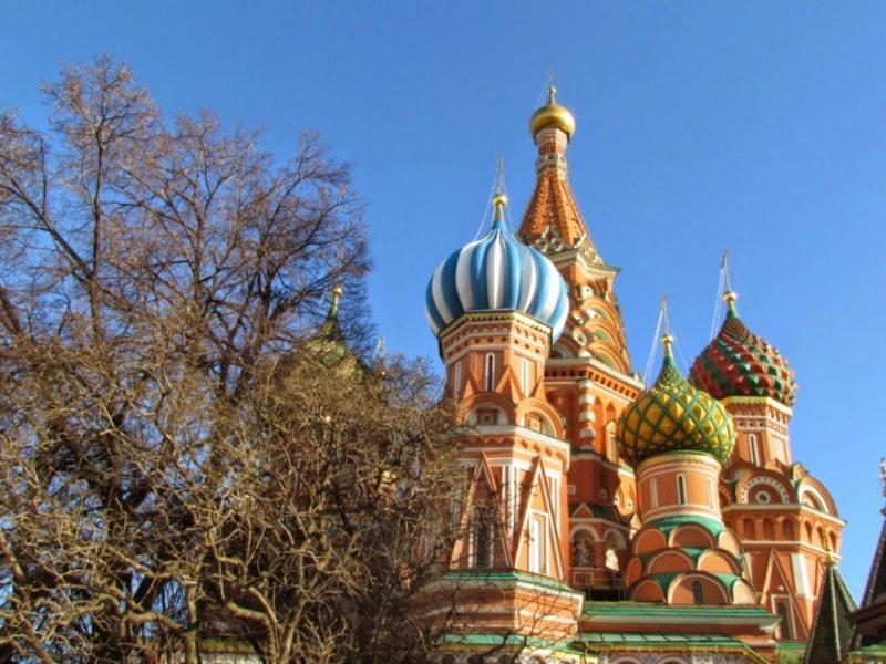 מוסקבה. צלמת: סיגל כנפו
