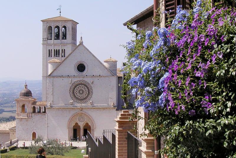 הבזיליקה של סן פרנצ'סקו מאסיזי צלם: אריק איסקוב
