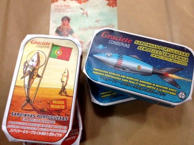 קופסאות שימורי דג
