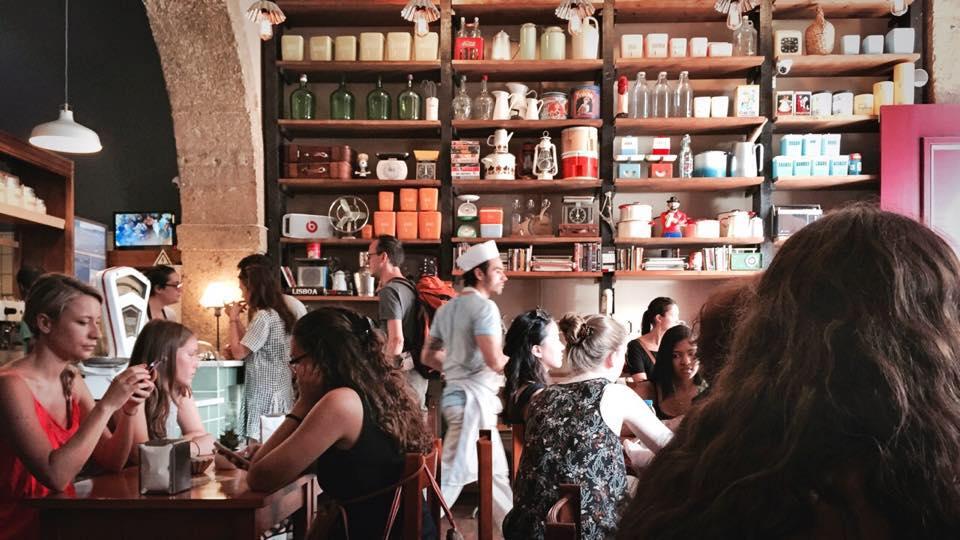 בית קפה בלסבון