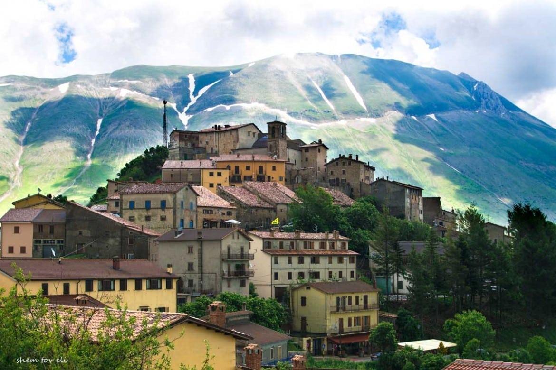 טיול באיטליה