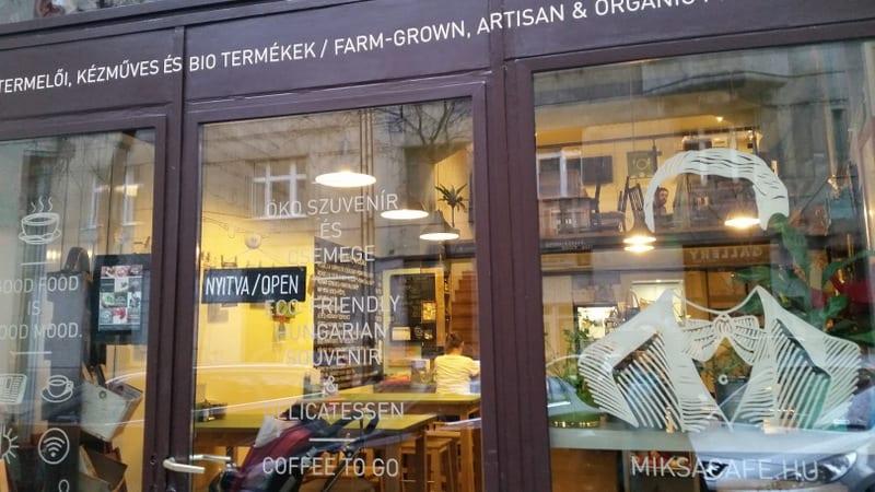 בית קפה בבודפשט