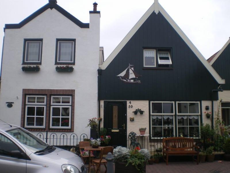 כפר דייגים הולנד