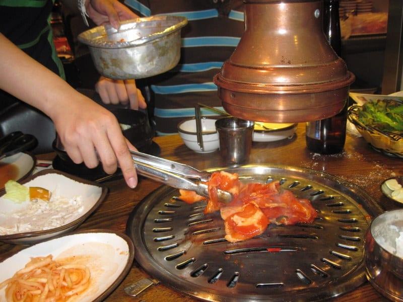 סתיו בקוריאה