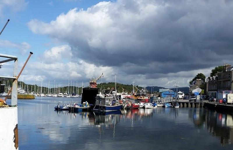 כפר דיגים סקוטלנד