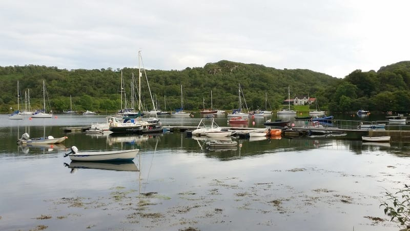 כפר דייגים סקוטלנד