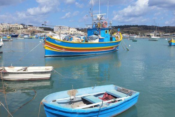 כפרי דייגים במלטה