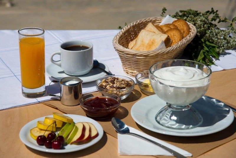ארוחת בוקר בנוסח כרתים