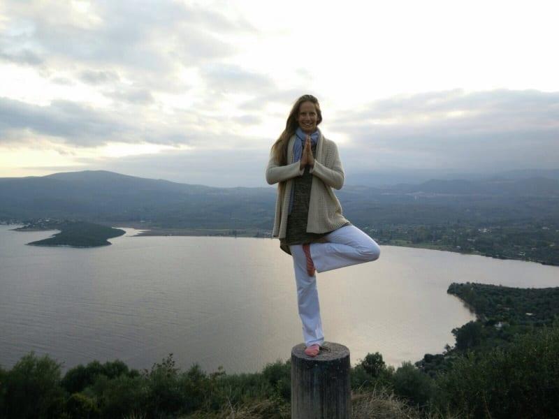 חופשת יוגה בכרתים