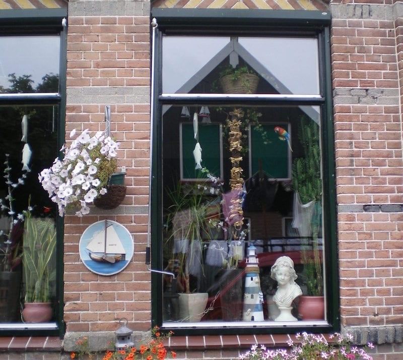 חלון בכפר ארק