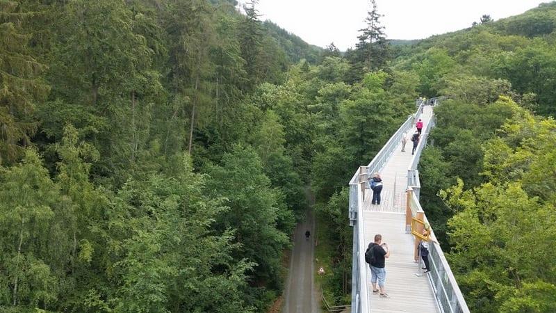 מסלול בהרי ההרץ גרמניה לילדים