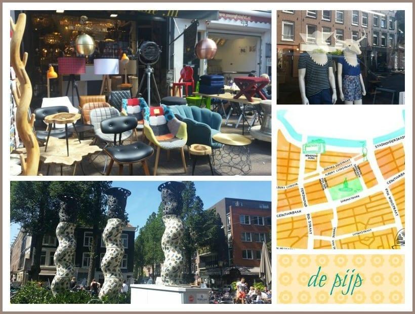 שוק באמסטרדם