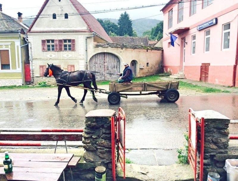 חופשה ברומניה