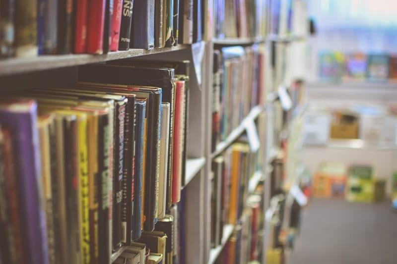 השראה מחנויות ספרים