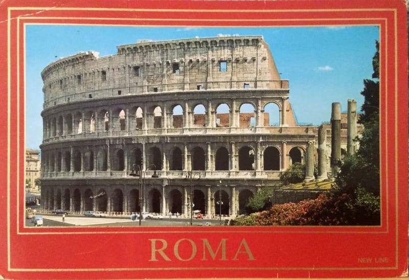 גלוה מרומא