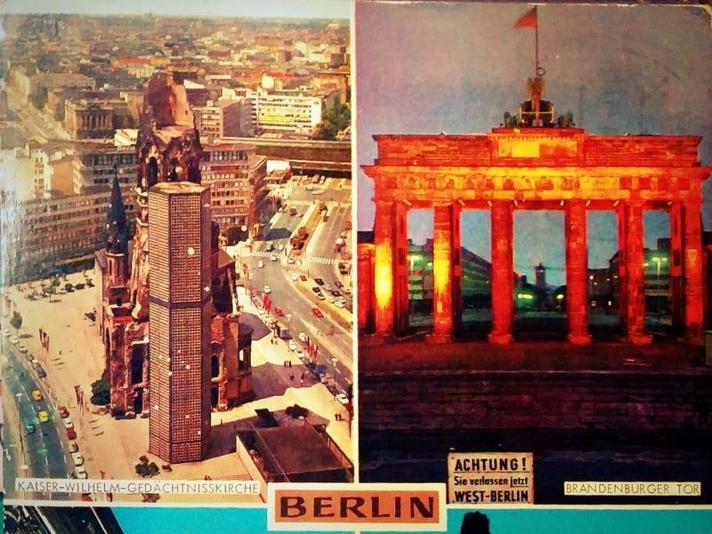 גלויה מברלין