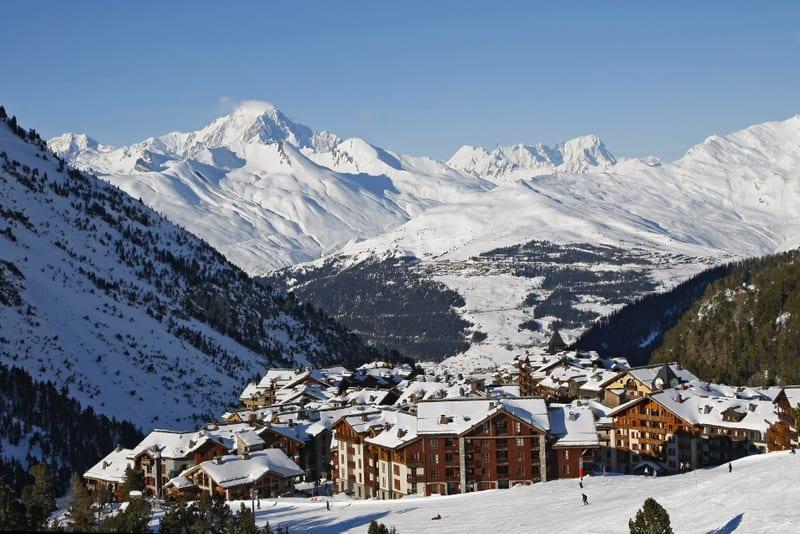 חופשת סקי משפחתית