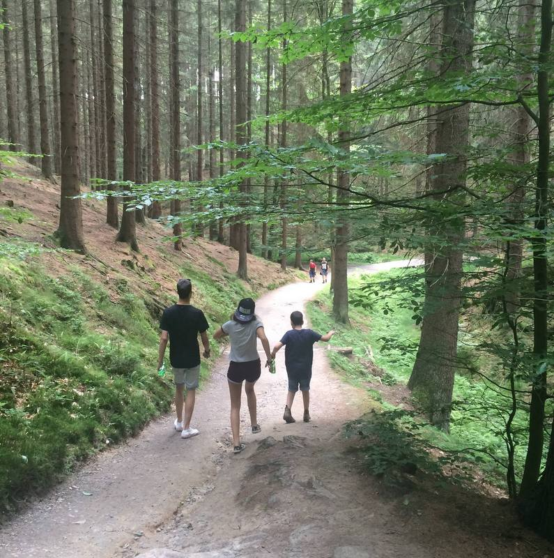טיפים לטיול עם מתבגרים