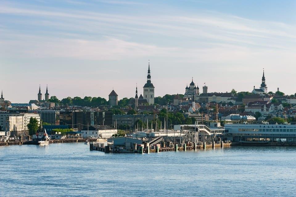 שייט רומנטי בים הבלטי