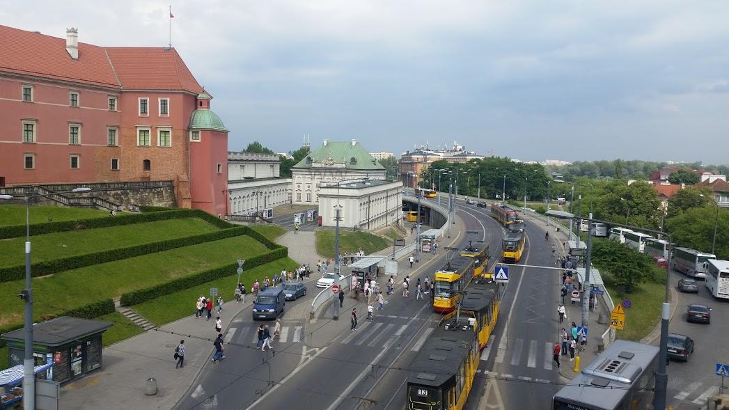 טיול בורשה רואה עולם