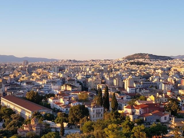 אתונה ביוון