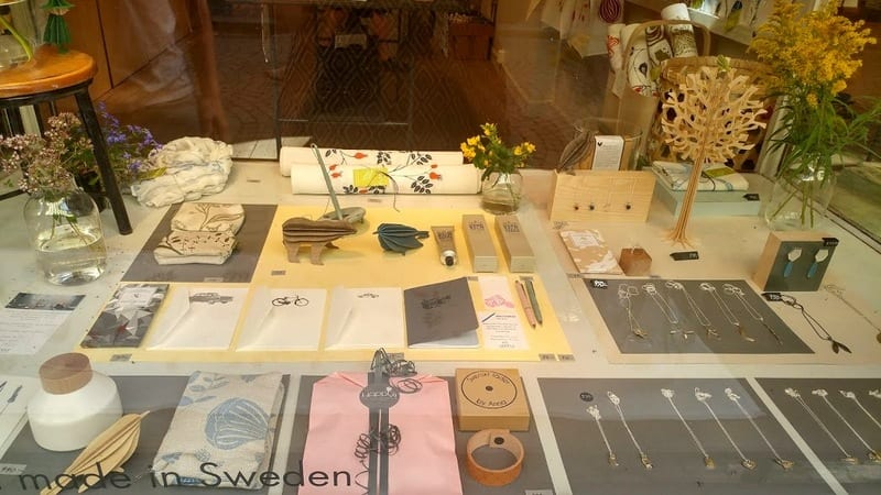 חנות עיצוב בגמלה סטן שטוקהולם