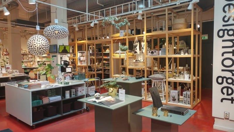 חנות עיצוב שוודי