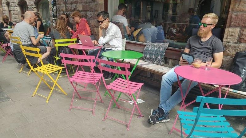 בית קפה בשטוקהולם
