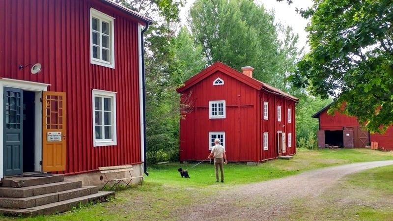 חופשה משפחתית בשוודיה
