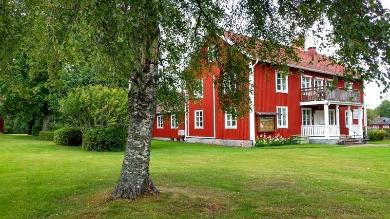 בית כפרי בחופשה בשוודיה