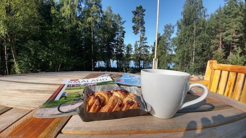 חופשה משפחתית בשוודיה -בית נופש
