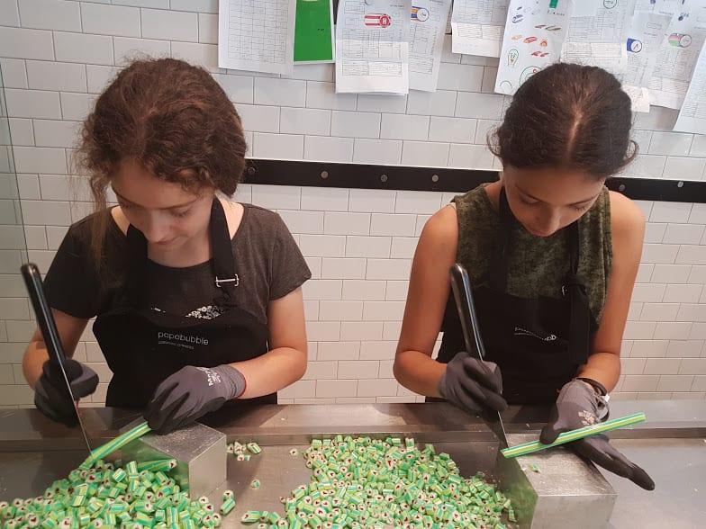 הכנת סוכריות בתל אביב