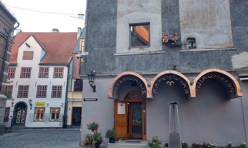 מסעדה מומלצת בריגה