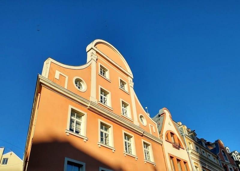 סיור בעיר העתיקה בריגה
