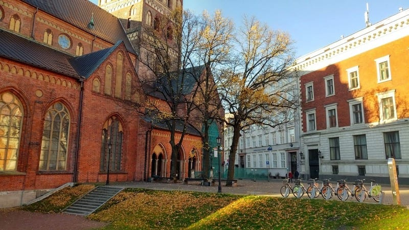 סיור בעיר העתיקה של ריגה