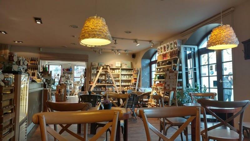 בית קפה ריגה