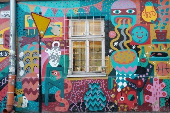 סיור ברובע היהודי בקרקוב - קאז'ימייז'