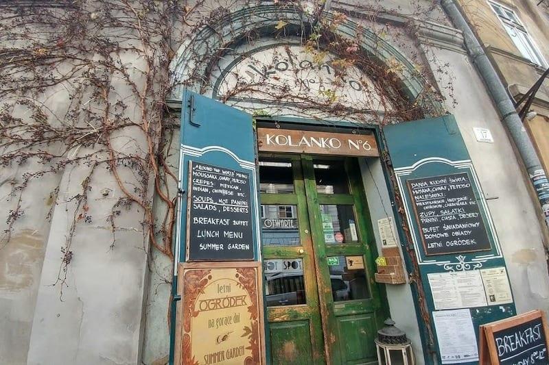 בית קפה קרקוב