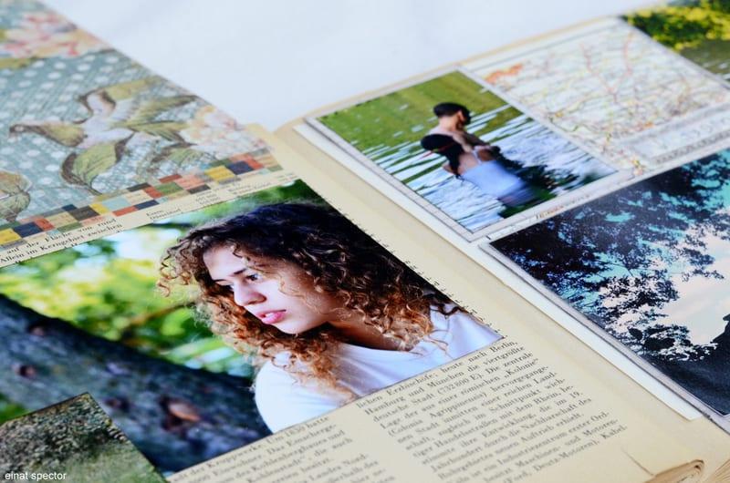 אלבום תמונות היער השחור