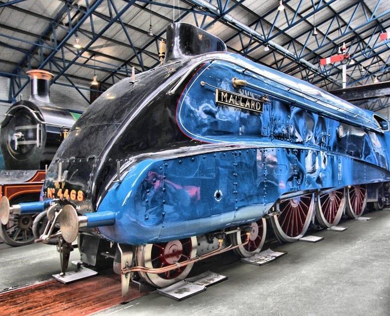 מוזיאון הרכבות ביורק