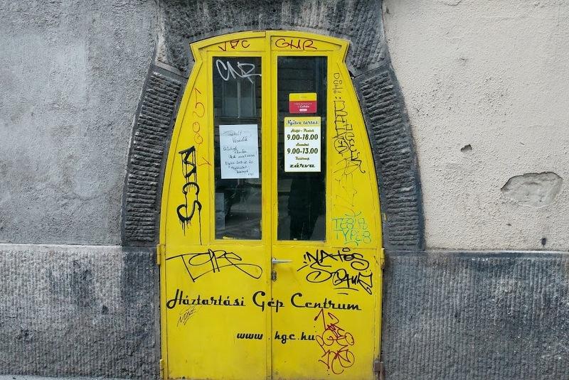 מסלולי טיול בבודפשט הרובע היהודי