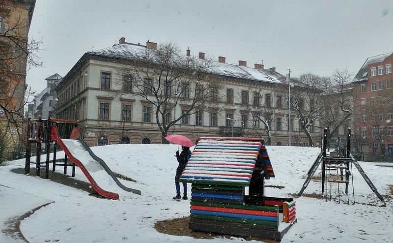 חופשת חורף בבודפשט