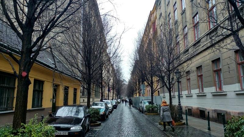 מסלולי טיול בבודפשט