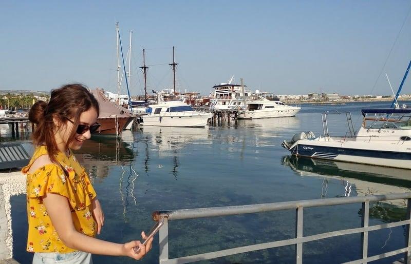 נמל פאפוס