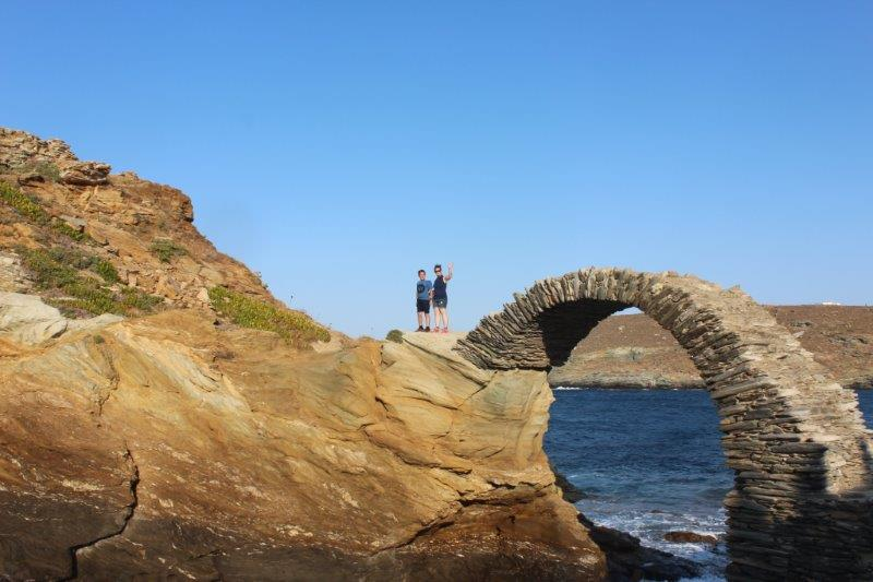 אנדרוס - גשר