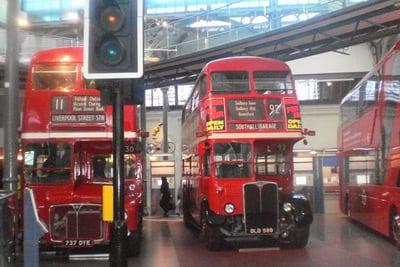 מוזיאון התחבורה לונדון